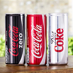 Soft drinks - 250ml thumbnail