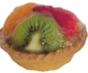 Fruit mini tartlet thumbnail