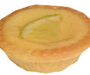Lemon lime mini tartlet thumbnail