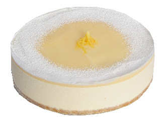Lemon and mango cheesecake thumbnail