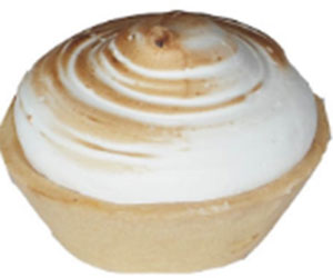 Lemon meringue tartlet thumbnail