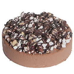 Rocky road cheesecake thumbnail