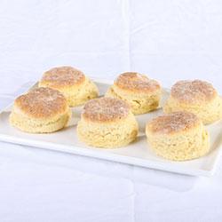 Plain scones thumbnail