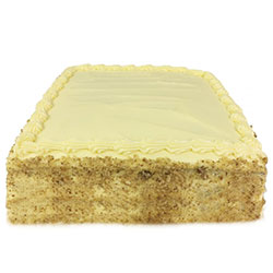 Rectangular group cake - serves 45 thumbnail