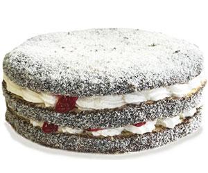Lamington cake thumbnail