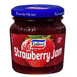 Strawberry jam - 250 ml thumbnail