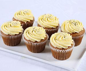 Orange poppyseed cupcakes thumbnail