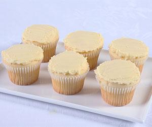 Vanilla sponge cupcakes - cream cheese icing thumbnail