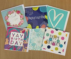 Greeting card thumbnail