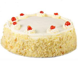 Vanilla Sponge Jam and Cream Cake thumbnail