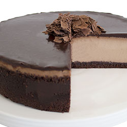 Chocolate Divine Cheesecake thumbnail
