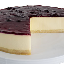 Blueberry cheesecake thumbnail