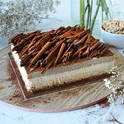Hojicha cake thumbnail