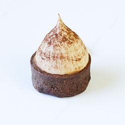 Mini Caramel latte tart thumbnail