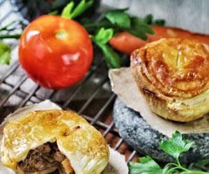 Meat pie - mini thumbnail