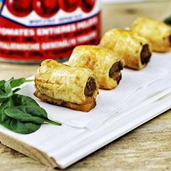 Sausage rolls thumbnail