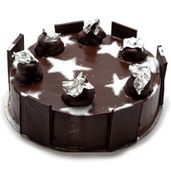Baci cake thumbnail