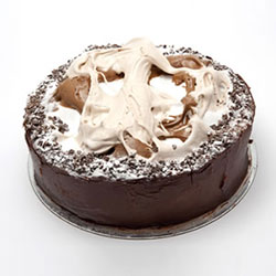 Chocolate marshmallow mousse cake thumbnail