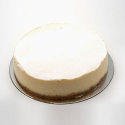 New York plain cheesecake thumbnail