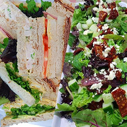 Sandwich and salad package thumbnail