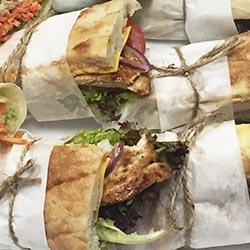 High flyer sandwich on Turkish thumbnail