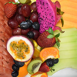 Tropical fruit platter thumbnail