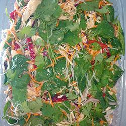 Thai chicken noodle salad thumbnail