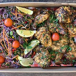 Canterbury chicken platter thumbnail