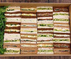 High Tea Sandwiches thumbnail