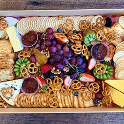 Royal cheese platter thumbnail