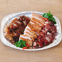 Roast meat combination platter thumbnail