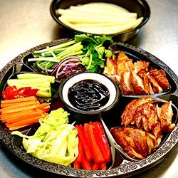 Roast Peking duck MYO platter thumbnail