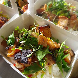 Crispy pork belly salad thumbnail