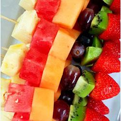 Seasonal fruit kebab thumbnail