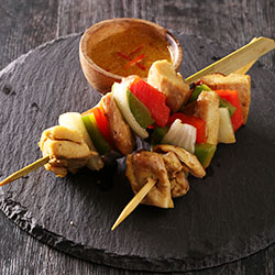 Sizzling skewers - serves 10 thumbnail