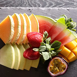 Fresh fruit platter - serves 10 thumbnail
