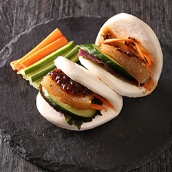 Popular bao buns - serves 10 thumbnail