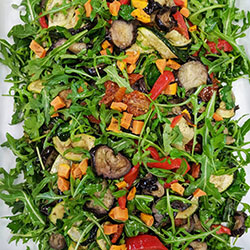 Seasonal native salad thumbnail