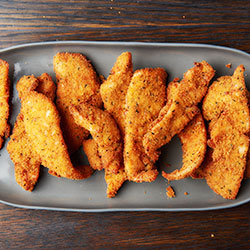 Chicken schnitzel strip thumbnail