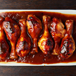 Marinated drumstick thumbnail