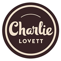 Charlie Lovett logo