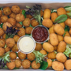 Arancini and croquette box thumbnail