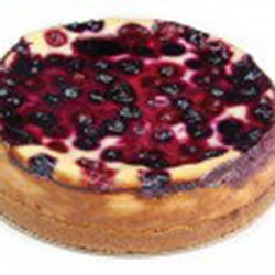 Mixed berry cheesecake thumbnail