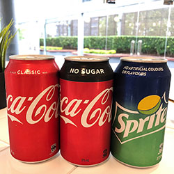 Soft drinks - 375ml thumbnail