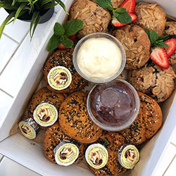 Sweet and savoury scones box thumbnail