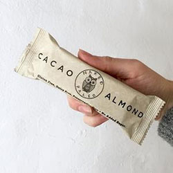Cacao almond naked paleo bar - 65g thumbnail