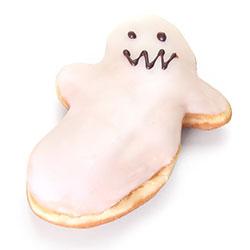Halloween Ghost Donut - 90g thumbnail
