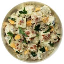 Potato, bacon and egg salad thumbnail