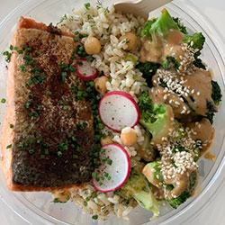 Salmon macro bowl thumbnail