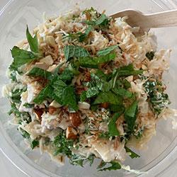 Thai chicken salad bowl thumbnail